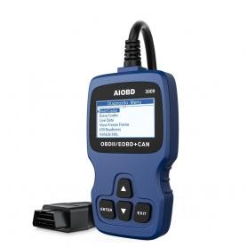 Tester auto, diagnoza OBD2 Auto Diagnostic Scanner AIOBD 3009