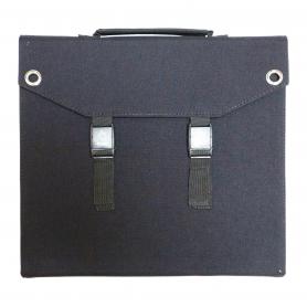 Panou solar Pyramid®, 18V - 60W, pliabil, portabil, cu 2 porturi USB