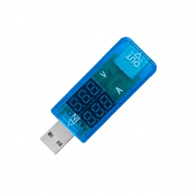 Tester alimentare multifunctional USB  Tensiune, Curent