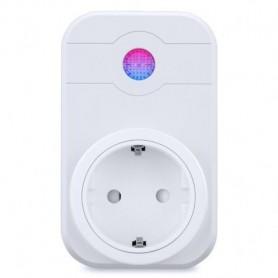 Priza smart, functionala cu Google Home, Alexa, sau aplicatie IOS sau Android, WIFI 2.4Ghz