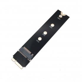 Adaptor card M.2 NGFF SATA  A1465 A1466 ( 2012) adaptor pentru  MacBook Air SSD , convertor  card 2230 2242 2260 2280 SSD