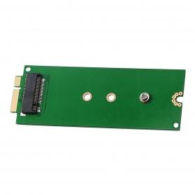 Adaptor M2 NGFF B-Key SSD la 8 + 18 pini Card Convertor pentru 2012 MacBook Pro A1425