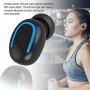 Casti Wireless  HBQ-Q32, Bluetooth 5.0, muzica 3D