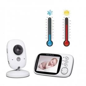 Sistem Monitorizare Video si Audio -B003,  pentru siguranta bebelusului