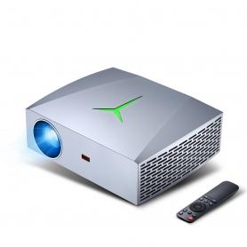 Videoproiector FULL HD, WIFI, Android, 1920x1080, 1080P 4K, 4200 lumeni