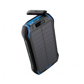 Acumulator extern power bank, 26800 mAh, QC,  brand Pyramid®, SOLAR,lanterna Macbook Pro, camping, Iphone , Samsung