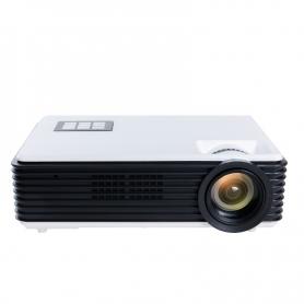 Videoproiector Q8, Android , LED, HD,  720P, 4000 lumeni, 5.8 inch, AUTO-CORECTIE