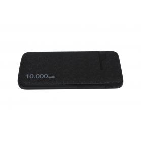 Baterie externa power bank PYRAMID®,  PD8610S, 10000mAh, USB-C si type-C, negru