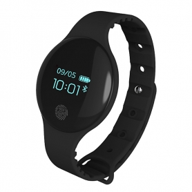 Smartwatch SD01, bluethooth 5.0, pedometru, monitor somn/activitate cardiaca, notificari, negru