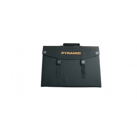 Panou solar, Pyramid®, 18V - 80W, pliabil, portabil, cu 2 porturi USB