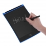Tableta LCD Pyramid®, 8.5 inch, scris si desenat pentru copii, H8B, albastru,  o singura culoare de desen