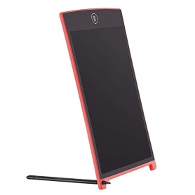Tableta LCD, 8.5 inch, scris si desenat pentru copiI cu culori multiple, H8S , rosu, culori multiple