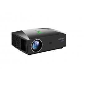 Videoproiector FULL HD, WIFI, Android, 1920x1080, 1080P 4K, 4200 lumeni, negru