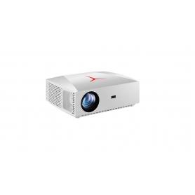 Videoproiector FULL HD, WIFI, Android, 1920x1080, 1080P 4K, 4200 lumeni, alb