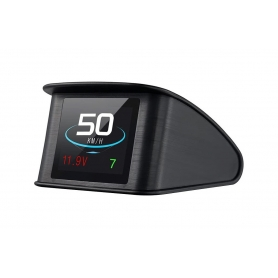 Aparat diagnosticare si afisaj informatii bord pe parbriz digital GPS de tip HUD, display pentru bord T600