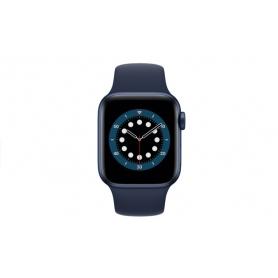 Smartwatch X7, bluetooth 4.0, carcasa din aluminiu,masoara distante si arderea caloriilor, bleumarin, display 1.54 inch