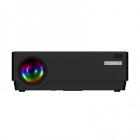 Videoproiector Cheerlux, TUNNER TV, 4000 lumeni, Full-HD, rezolutie nativa 1080 , VGA/USB/AV , Versiunea CL770 Android ATV