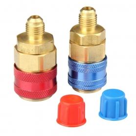 Set cuple aer conditionat auto PYRAMID®, freon R143A