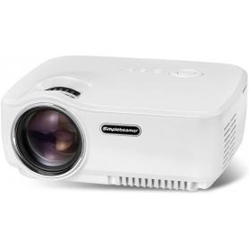 Videoproiector GP70, PYRAMID®, 1200 lumeni,  800*480, office, gaming, 2 x HDMI, 1 x usb, 1 x VGA, TV Tunner, GP70